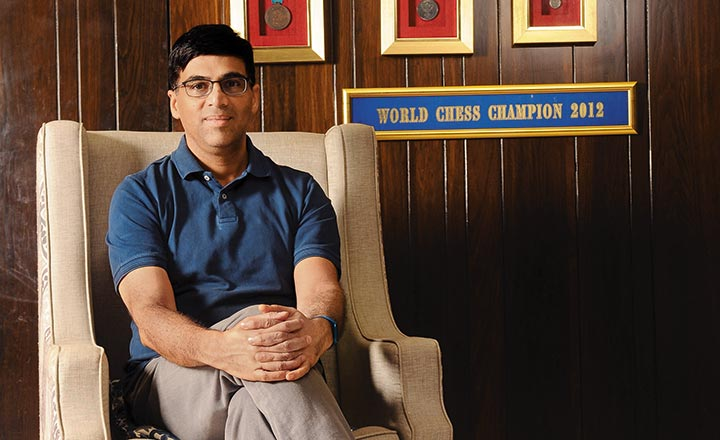 'There Is Great Depth In India's Young Chess Talent'