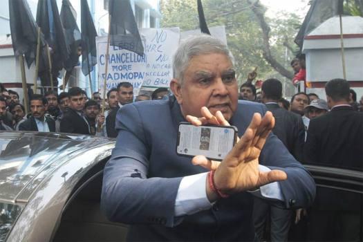 Jagdeep Dhankhar