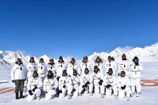 Outlook India Photo Gallery - Siachen