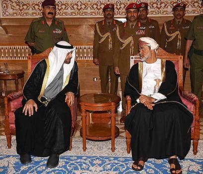 Mohammed Bin Zayed Al Nahyan