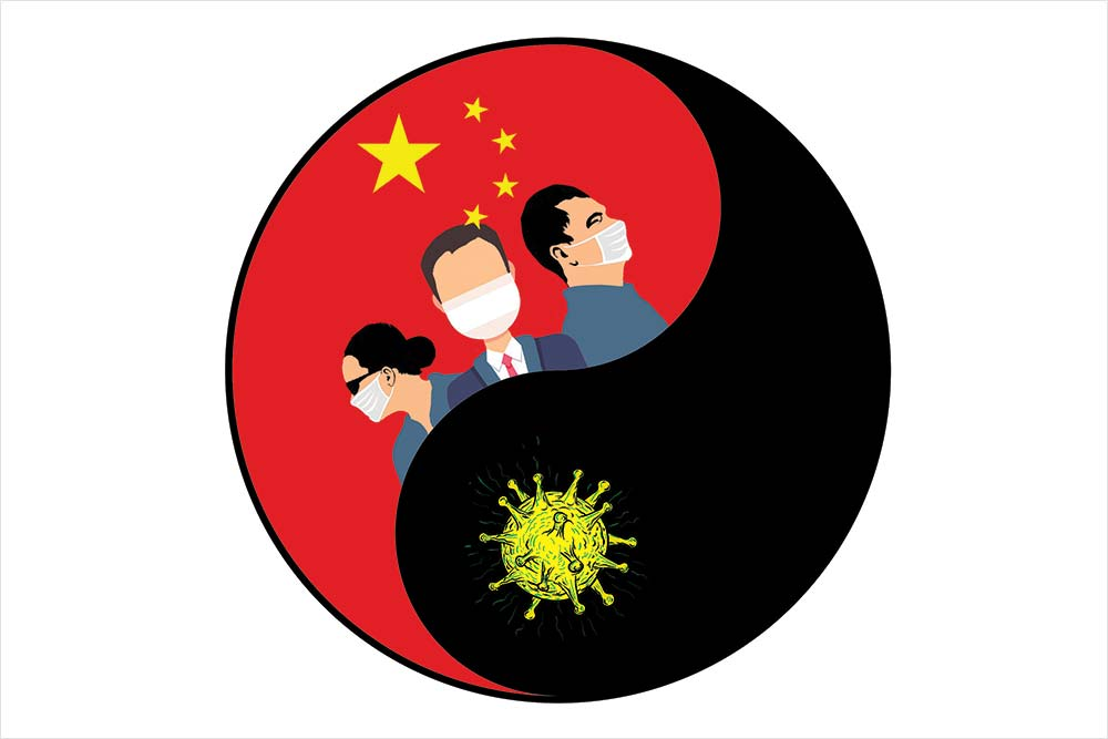 Coronavirus Diary From China: When Masks Became National Armour And WeChat A Saviour