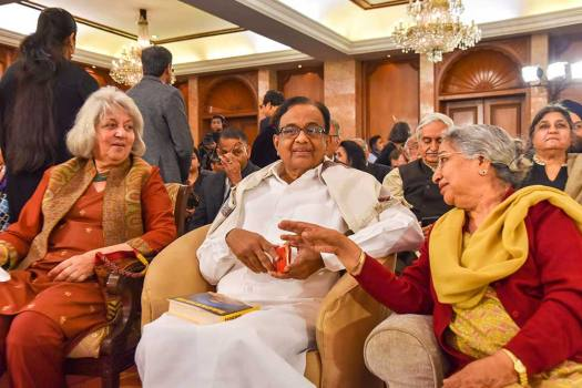 P. Chidambaram
