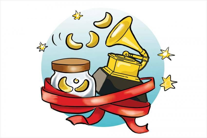 Grammys Go Nuts