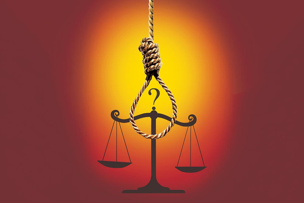 To Hang Or Not To Hang: Death Penalty Often Depends On Judges' Perception Of Crime