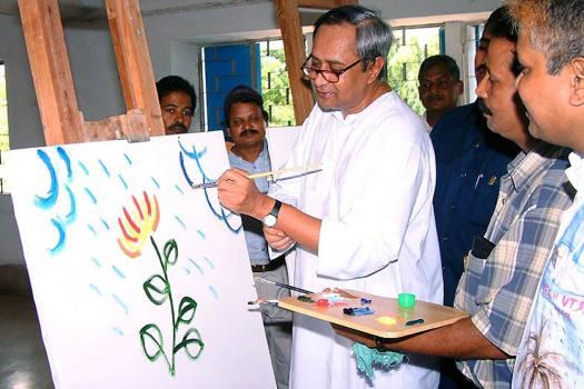 Naveen the Artist
