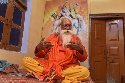 Mahant Satyendra Das