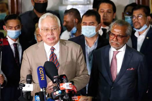 Mohd Najib Bin Tun Abdul Razak
