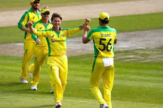 Adam Zampa Cricket