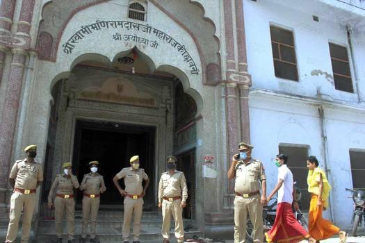 Mahant Nritya Gopal Das