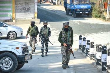 One Pakistani Militant Surrenders While Another Killed In J&K, Says Army