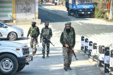 J&K: One Pakistani Militant Killed, Another Surrenders As Army Foils Infiltration Bid
