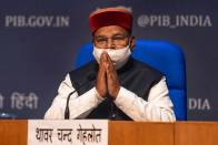 Union Minister Thawarchand Gehlot Appointed As Karnataka Governor