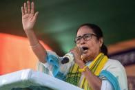 Mamata Banerjee Hits Out At NHRC Report, Calls It 'Political Vendetta'