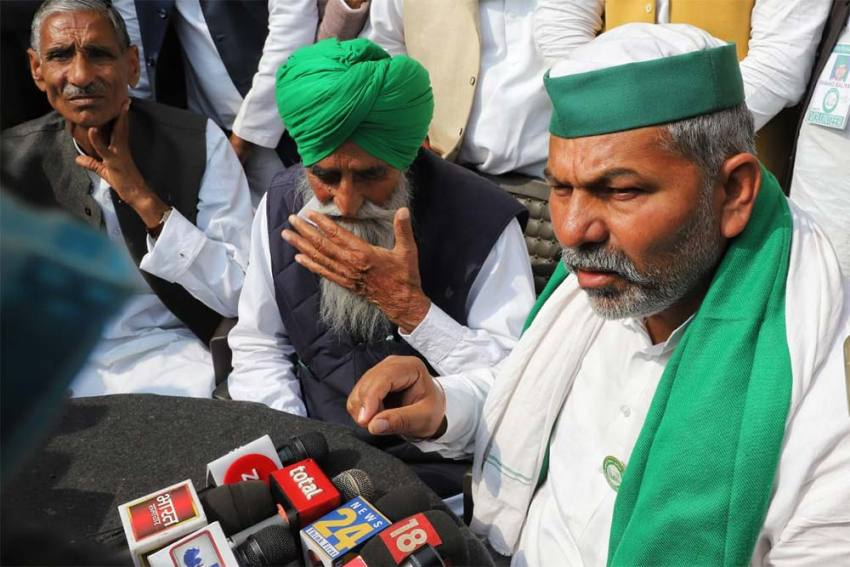 Battle For Punjab: Farmer Leaders Differ On Poll Debut, Congress Wary
