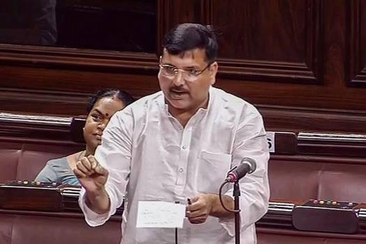 Sanjay Singh (AAP)