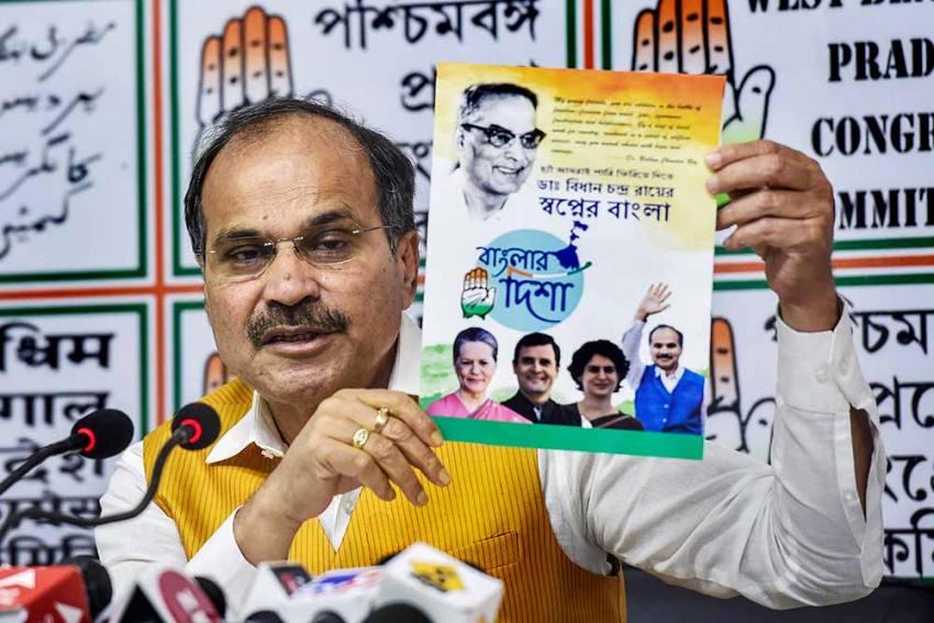 Has Adhir Ranjan Chowdhury, Vocal Congress Defender, Lost Trust Of The Gandhis?