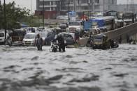 Mumbai Rains: Death Toll Climbs To 33, IMD Issues Red Alert