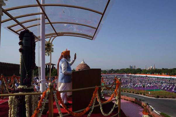 India Must Become 'Atmanirbhar' By 100th Independence Day: PM Modi