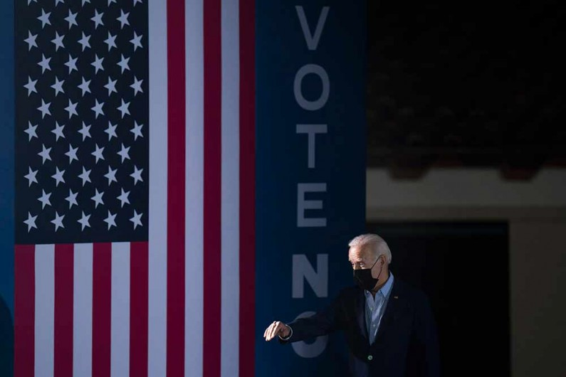 Biden's $3.5 Trillion Plan Crucial In Determining 2022 Midterm Fate
