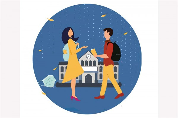 College Diary: Back To Campus, To Be Alive Again
