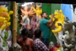 Durga Puja Preparations 2021