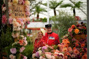 The RHS Chelsea Flower Show 2021