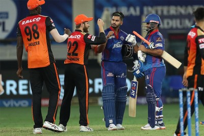 Delhi Capitals Cruise Past Sunrisers Hyderabad To Stay Atop IPL 2021 Table