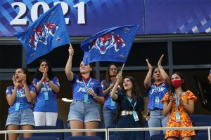Bollywood, Glamour Come Together At IPL 2021 In UAE