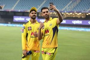 IPL 2021: Ruturaj Gaikwad, Deepak Chahar Give CSK Fine Start In UAE Leg
