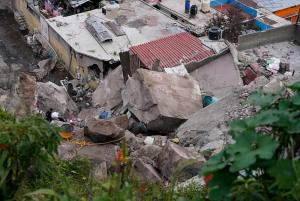 Mexico Landslide: At Least 1 Dead, 10 Missing In Landslide Near Mexico City
