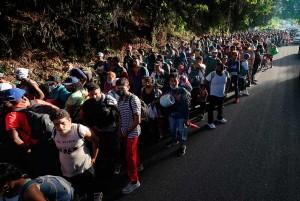 Migrant Caravan 2021: New Migrant Caravan Sets Off For US