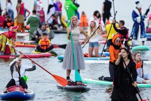 Moscow Stand Up Paddle Surfing Festival 2021