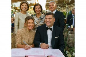 Love All! Former Tennis World No. 1 Simona Halep Marries In Romania