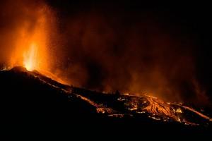 Spain Volcano: Volcano Erupts On Spanish Island La Palma