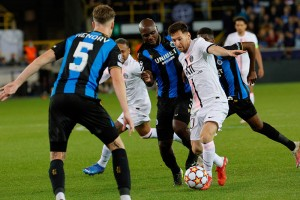 Champions League 2021: Messi's Paris St Germain Disappoint In Brugge Draw