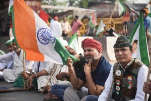 Bharat Bandh Observed By Farmers Amid Tightened Security In Dehi