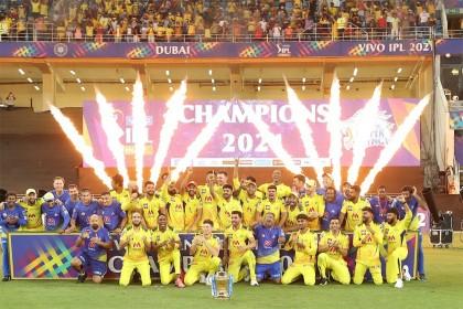 Chennai Super Kings Steamroll KKR To Win 4th IPL Title