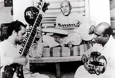 Music: Allaudin Khan