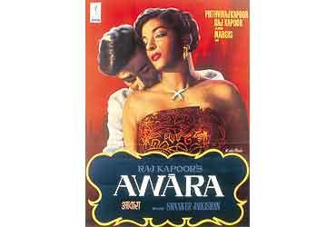 9. Awara - 1951