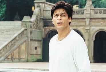 SRK On KJ