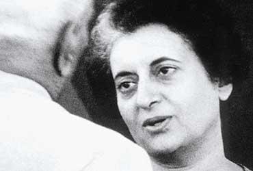 Indira, Black & White