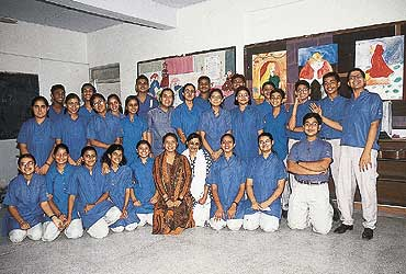 Pravah's real-life courses step in where schools and colleges drop out