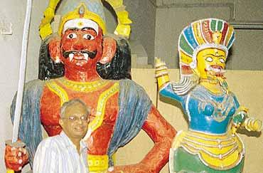 This centre retrieves and preserves Tamil Nadu's rich folk tradition