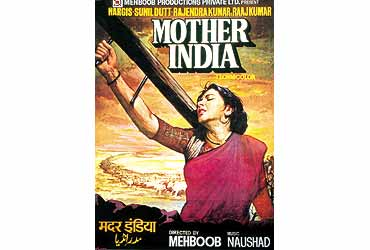1. Mother India - 1957