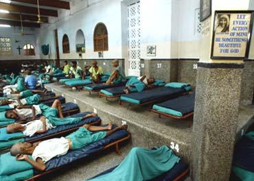 Calcutta: One Saintly Morning, 26 Years Ago