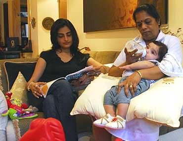 Tata Naani, Nanny's Home Today