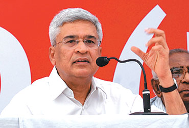 'The Congress Has To Decide If It Wants A Secular Govt'