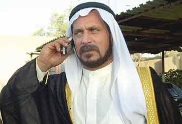 Sheikh Dulaimi's Ransom? Asha Parekh