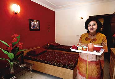 Bed And Idlis