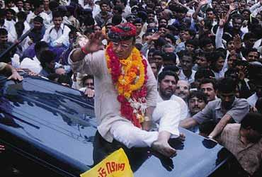 Congress Edges BJP In Photofinish